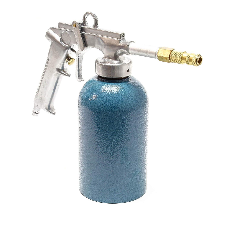 WilTec Pistolet /à Pression Pistolet /à cavit/é Pistolet Protection Dessous de Caisse Pistolet pulv/érisation