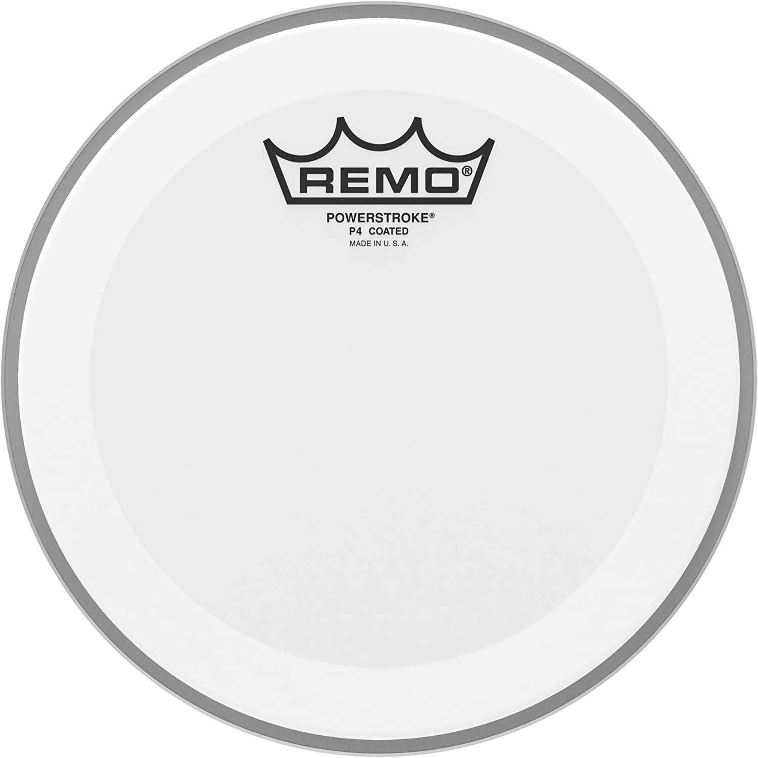 "Remo Powerstroke P4 Coated Drumhead, 8"" 71bt1vPg5kL"