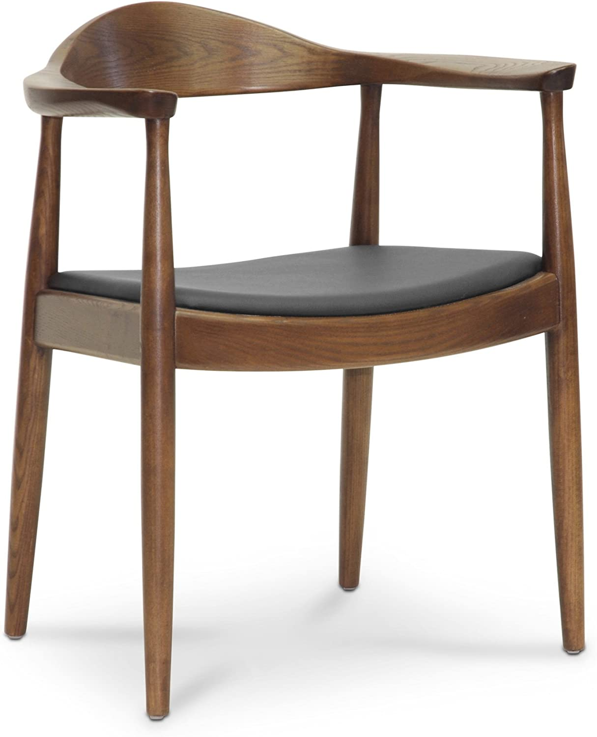 Baxton Studio Embick Mid-Century Modern Dining Chair