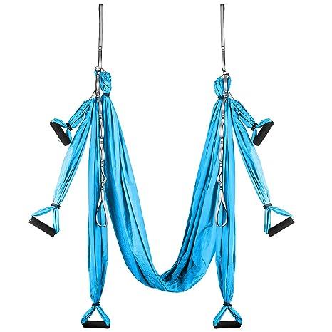 Hamaca de Yoga Swing Trapeze Sling Herramienta de inversión ...