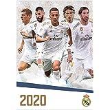 Real Madrid Official 2020 Soccer Calendar (A3)