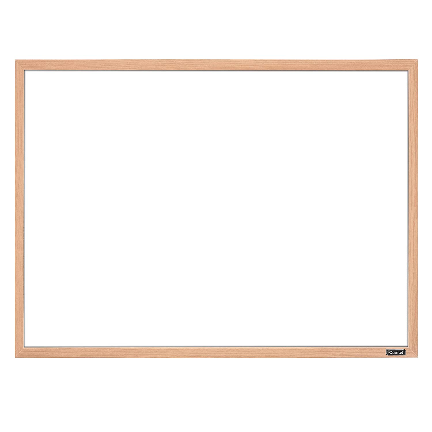 Quartet Economy Non-Magnetic Dry Erase Board, Wood Frame, 17 X 23 Inches (35-380372Q)