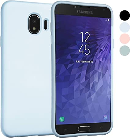 smartect Funda de Silicona para Samsung Galaxy J4 2018: Amazon.es: Electrónica