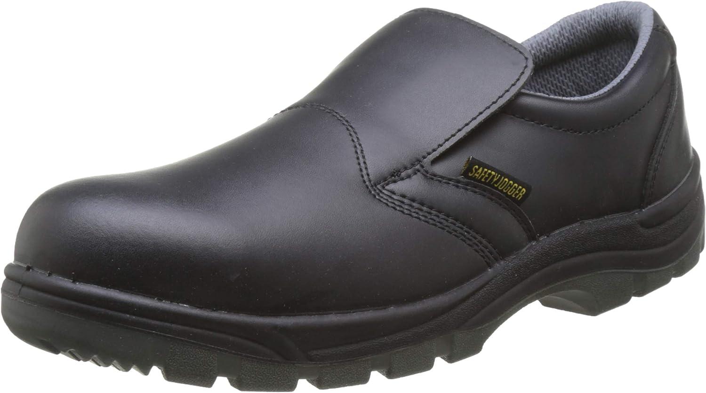 Safety Jogger - Calzado de protección de Cuero Unisex