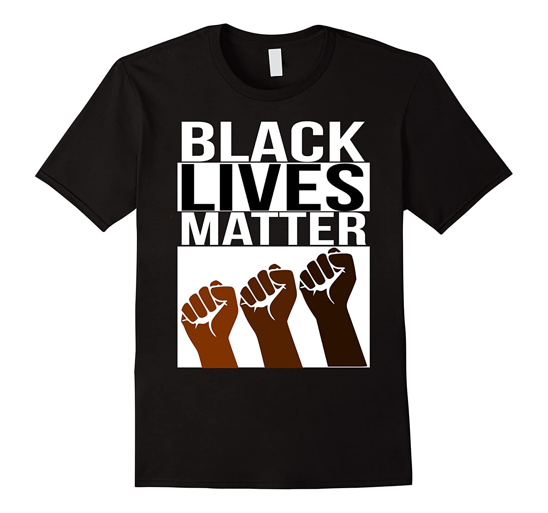 Black Lives Matter T-Shirt-TD