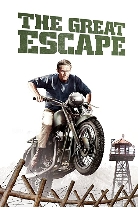 The Great Escape.The Great Escape Movie Poster In Sizes