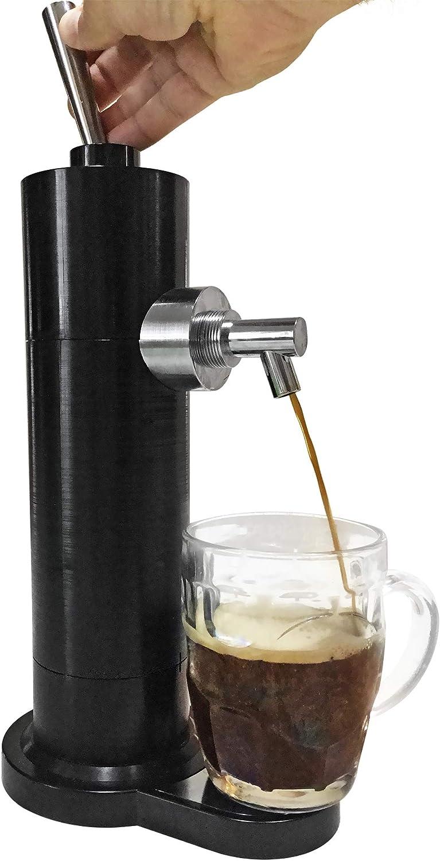 Grifo tirador de cañas de cerveza en lata