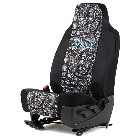 Amazon.com: Funda para asiento trasero alto, lona, universal ...