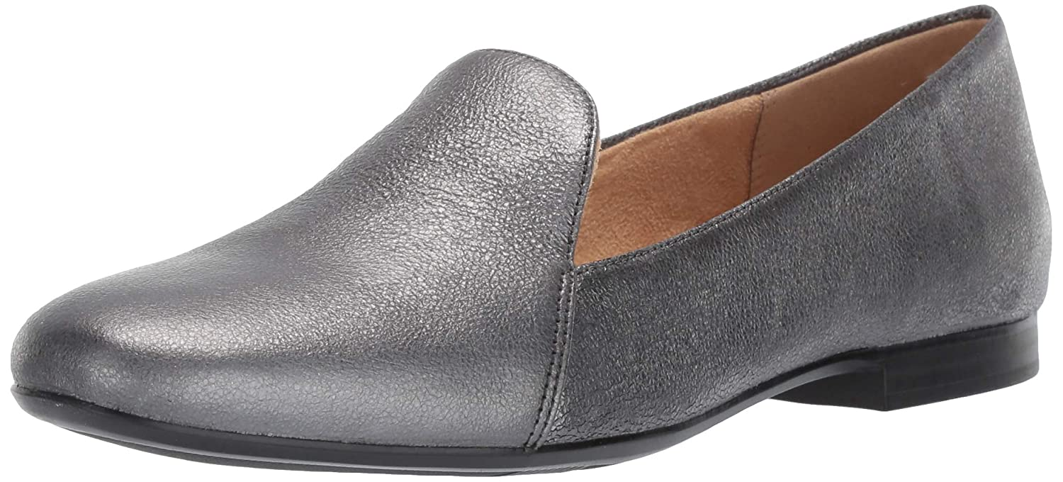 Pewter Sparkle Naturalizer Women's Emiline Loafer Flat