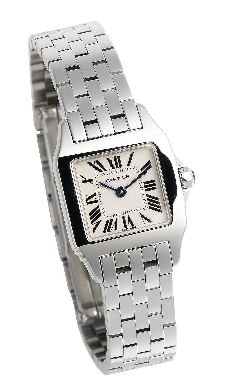 Cartier Women s W25064Z5 Santos Demoiselle Watch