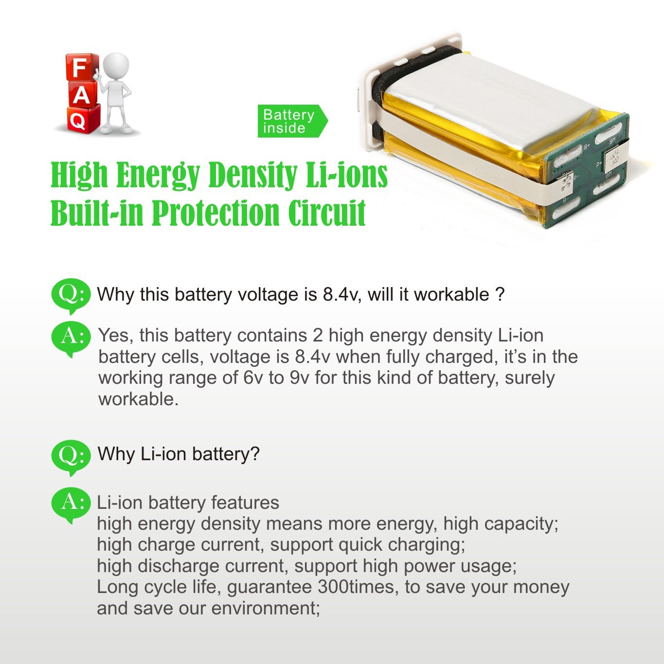 9v Batteries Rechargeable Li Ion 800mah 4 Packs Home Lithium Battery Fast Charging Circuit Batterycharger Powersupply Audio Theater