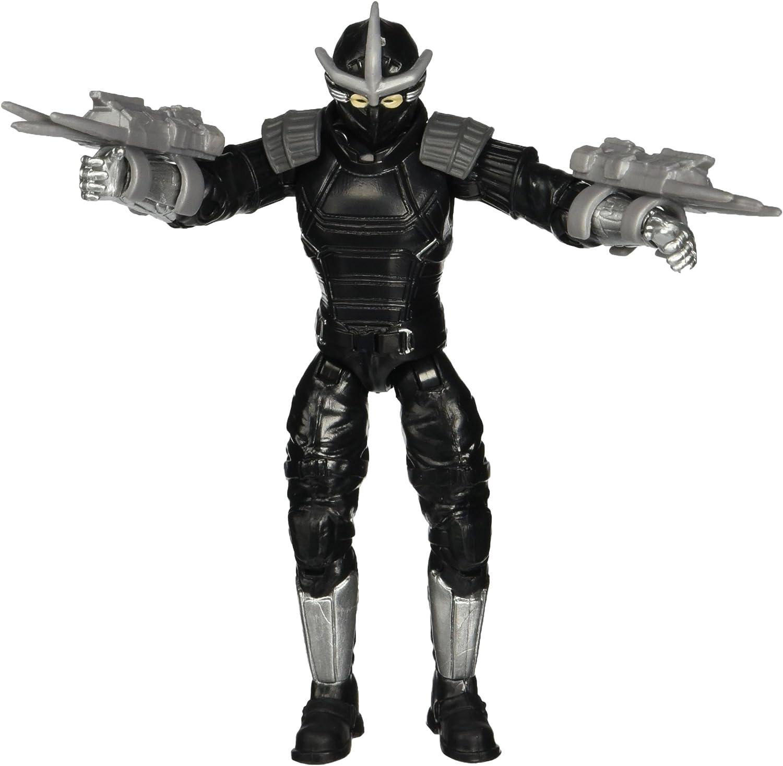Amazon Com Teenage Mutant Ninja Turtles Movie 2 Out Of The Shadows Shredder Basic Figure Toys Games