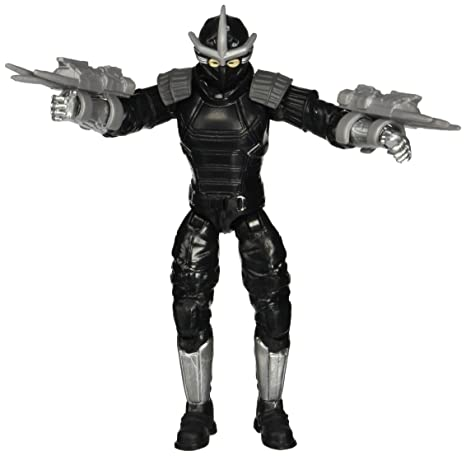 TORTUGA NINJA FIGURA MOVIE 2. THE SHREDDER: Amazon.es ...