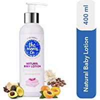 The Moms Co. Natural Baby Lotion (400 ml)