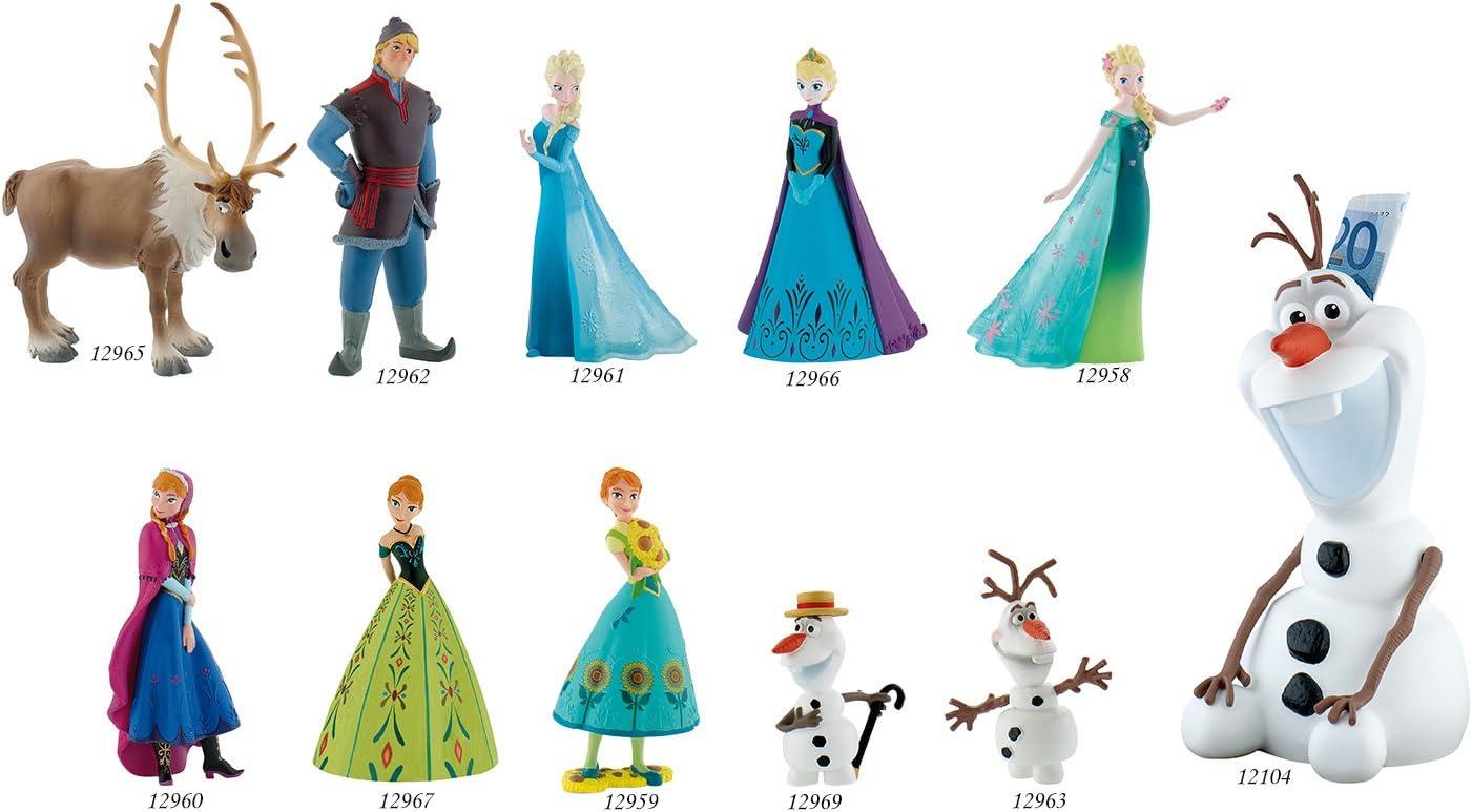 La Reine Des Neiges Disney B12965 Figurine Sven 13 cm Bullyland