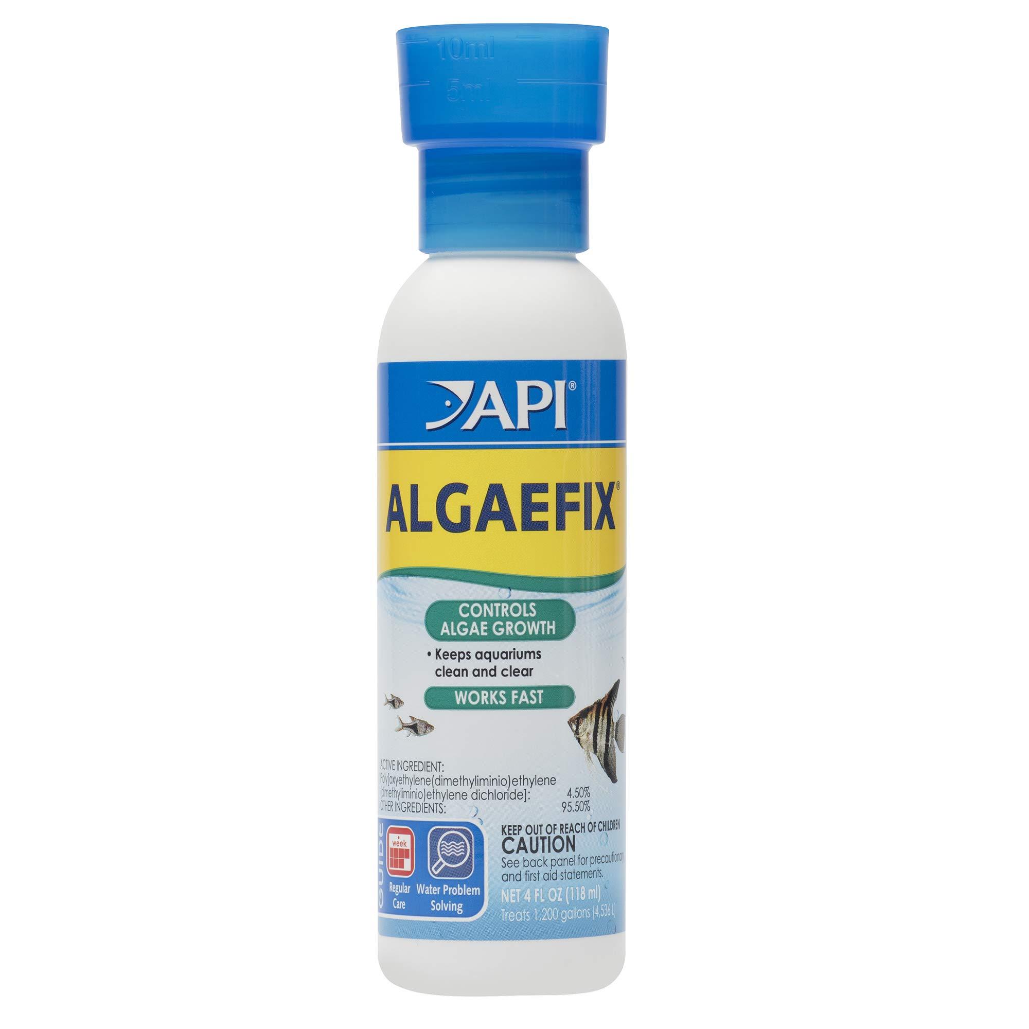 Amazon price history for API Algae Fix, 118 ml