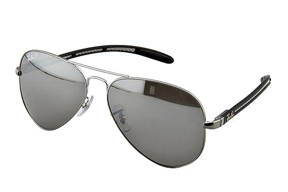 0754aa8ebd6 Ray Ban ORB8307 004 N8 Aviator Sunglasses