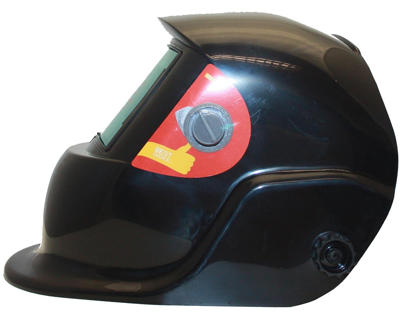 Expert Weld - XW2 - Welding Helmet - Patriot Red Shell Shade 9-13 + Grind