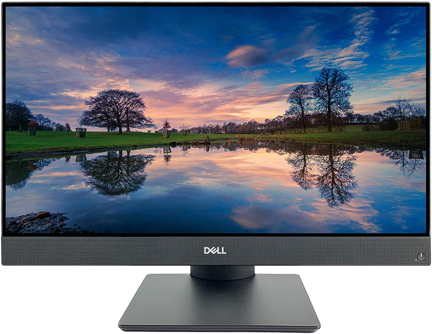 "Dell Optiplex 24 7000 Series 7460 23.8"" Full HD All-in-One Desktop - 8th Gen Intel 6-Core i7-8700 Processor up to 4.60 GHz, 16GB RAM, 512GB Solid State Drive, Intel UHD Graphics 630, Windows 10 Pro"