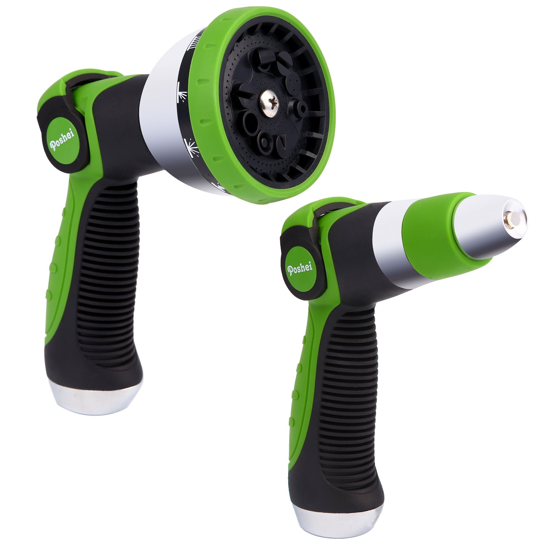 Galleon garden hose nozzle spray set poshei
