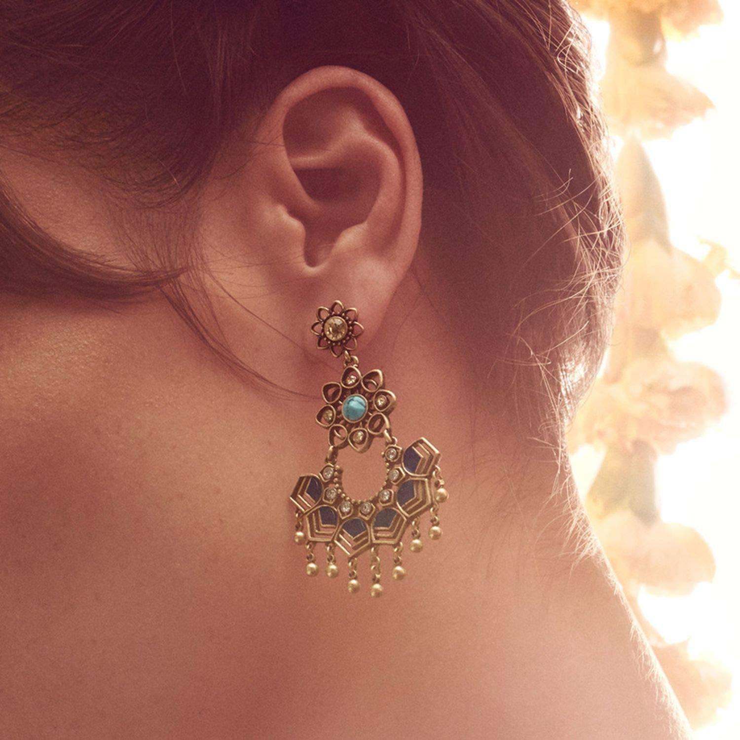 Jewelry Vintage Statement Earring Chandelier Earring Jewelry Earring