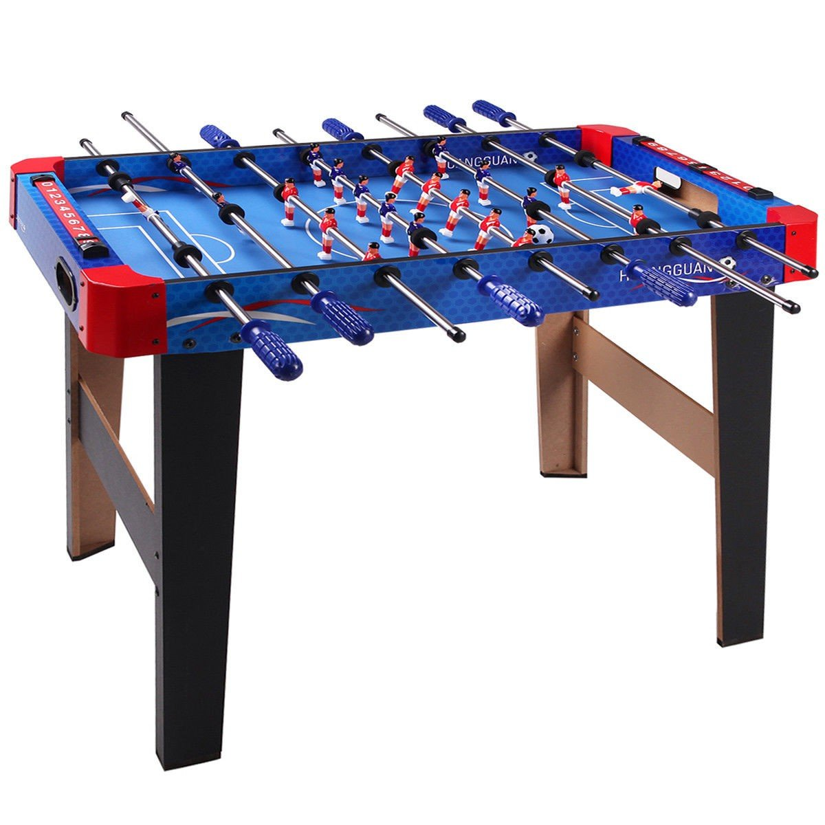 COSTWAY 36'' Indoor Arcade Game Foosball Table by Allgoodsdelight365