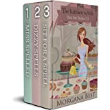 The Kitchen Witch: Box Set Books 1-3: Cozy Mysteries (The Kitchen Witch Series Boxset Book 1)