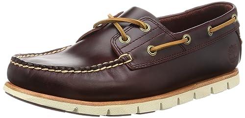Timberland Hombres Sahara Brando Tidelands 2 Eye Zapatos-UK 7 swPCJl