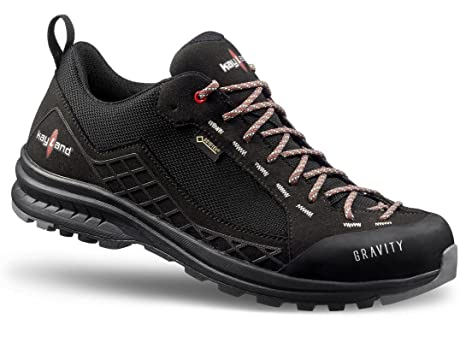Kayland Shoes man Gravity GTX Bleck, 40 (6,5 UK)