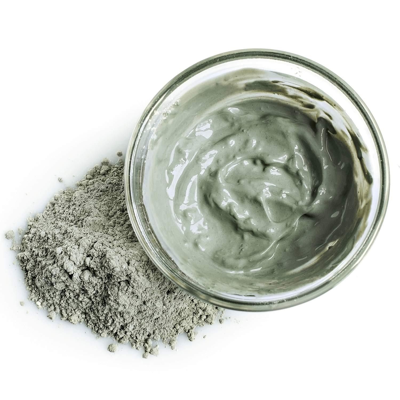 2 KG - Arcilla bentonita de calcio Living Earth - Limpieza profunda de poros. Purificante, regeneradora y remineralizante. Producto 100% natural.