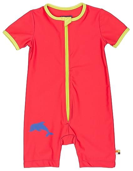 detaillierte Bilder Original Kauf Super süße loud + proud Baby Girls' Badeoverall Swimwear Sets, Pink ...