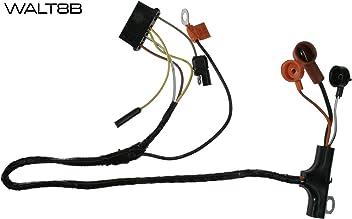 mustang alternator wiring harness w/ o instrument 1972