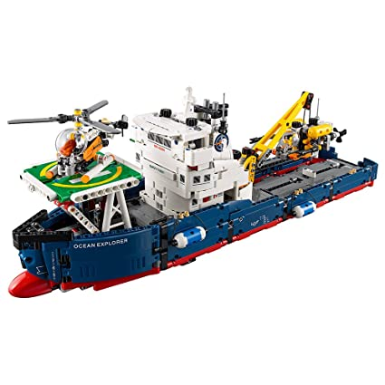 Amazon Lego Technic Ocean Explorer 42064 Building Kit 1327