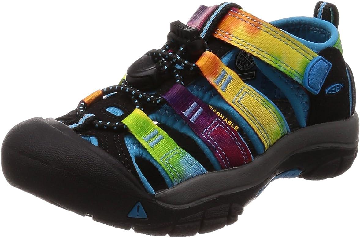 Newport H2 Rainbow Tie Dye Sandal