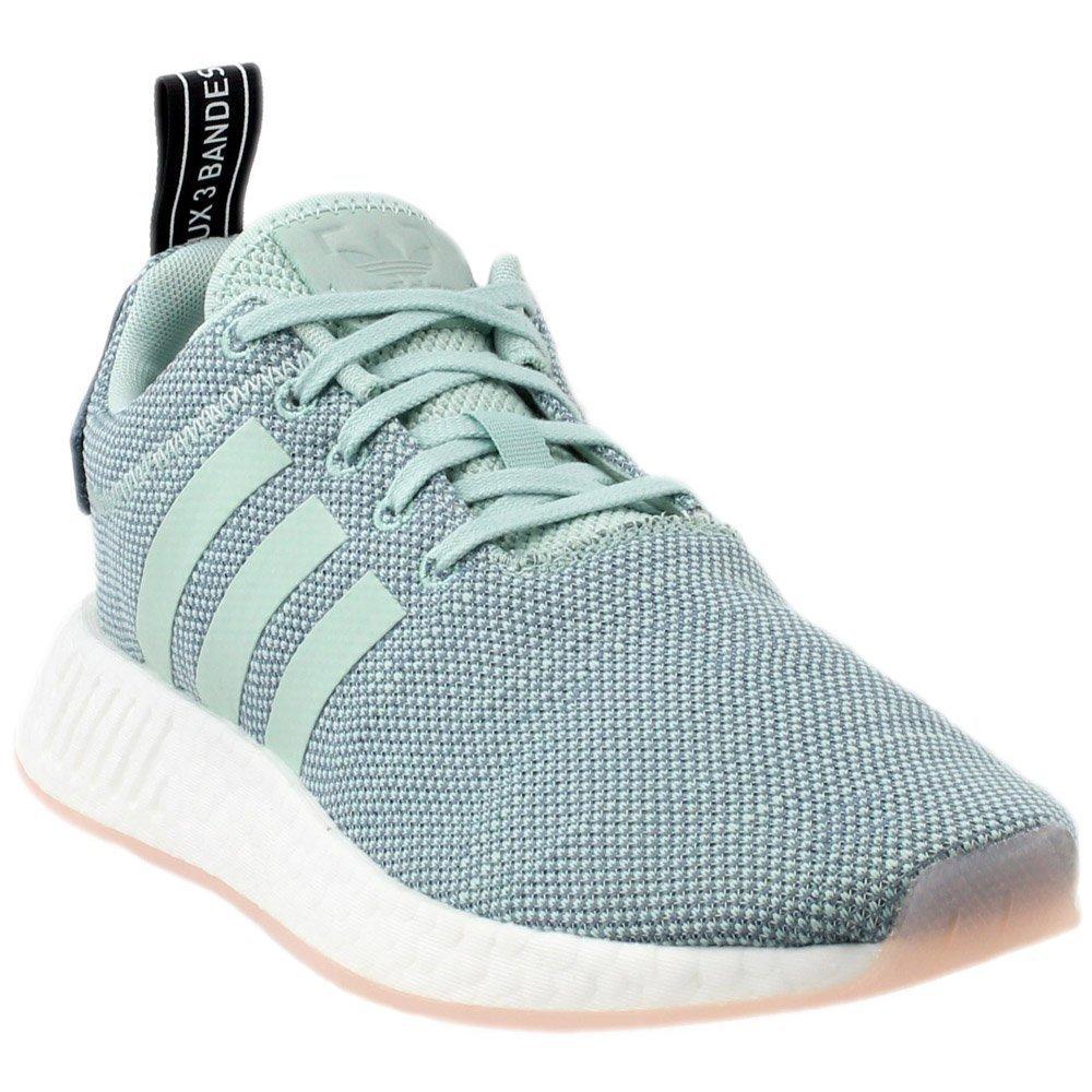 adidas Originals Women's NMD_r2 W Sneaker B07BYZ4R28 8.5 B(M) US White