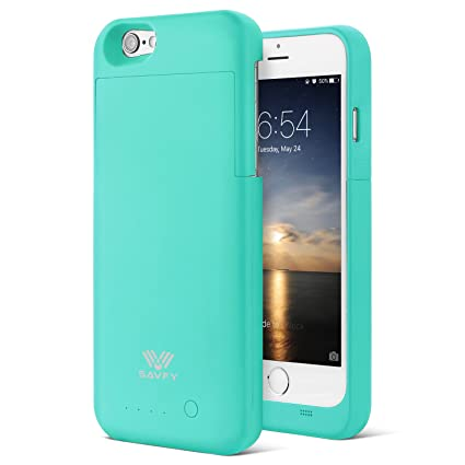 savfy iphone 6 battery case