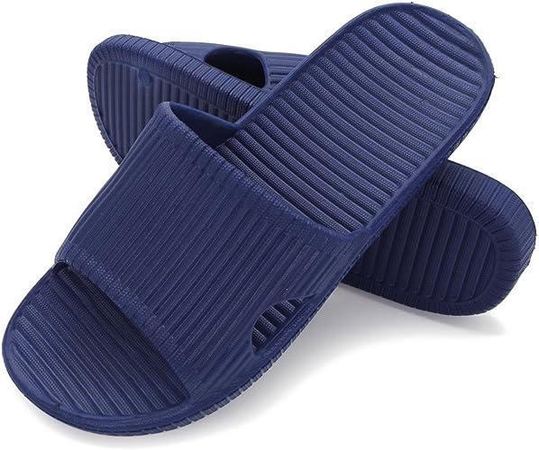Home Sandals Shoes Swim Summer Beach Shower Womens Bath Non-Slip Unisex Pool