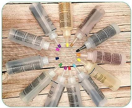 VWsiouev Kit de tinte textil para tintes coloridos de corbata ...
