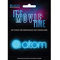 Deals on $50 Atom Tickets Gift Card