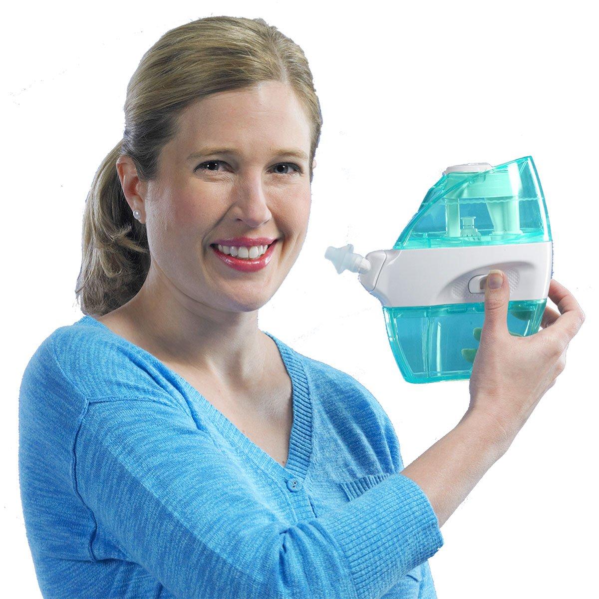Amazoncom Navage Nasal Care Essentials Bundle Naväge Nose Cleaner
