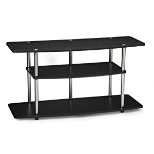 Designs2Go 3-Tier Wide TV Stand