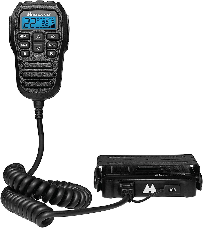Midland MicroMobile GMRS Two-Way Radio