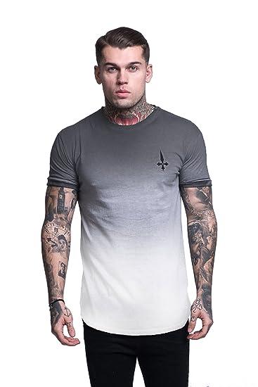 5ada4112892d Judas Sinned Disciple' Crystal T-Shirt for Men - Grey: Amazon.co.uk ...