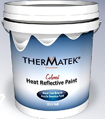 Heat Reflective Roof Paint Review India 12 300 About Roof