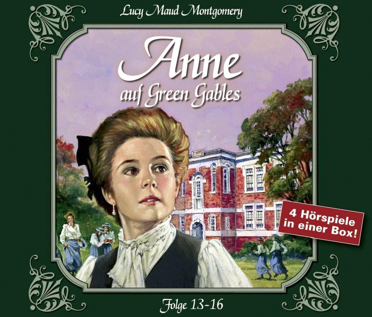 Anne Auf Green Gables   Box 4  Folge 13 16.  Anne Of ...