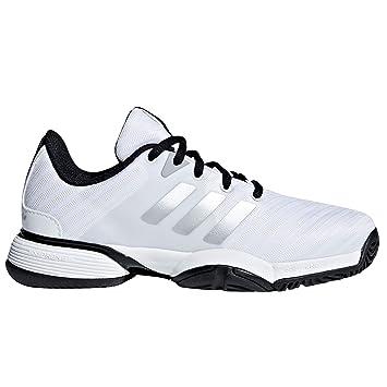 the best attitude 9dc50 8255a adidas Junior Barricade 2018 XJ- Zapatos de Tenis, Talla 38