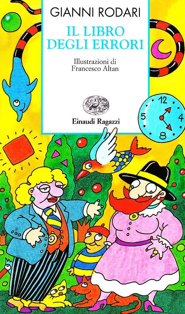 Il Libro Degli Errori (Italian Edition) ebook