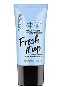 Catrice Prime & Fine Aqua Fresh Hydro Primer - With Bamboo Water for Deep Hydration