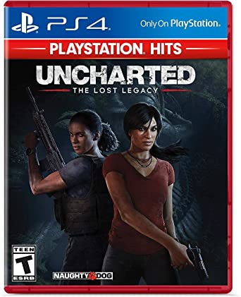 Amazon Com Uncharted The Lost Legacy Hits Playstation 4 Sony Interactive Entertai Video Games