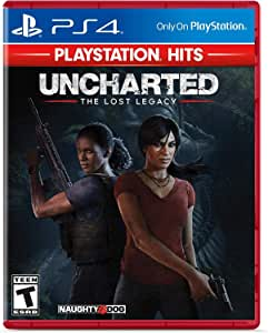 PS4 UC: THE LOST LEGACY_HITS